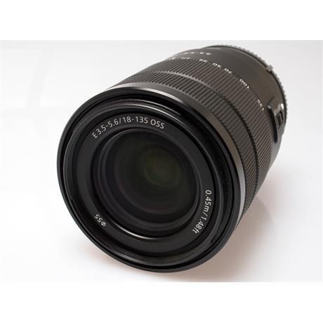 Sony 18-135mm F3.5-5.6 OSS E thumbnail
