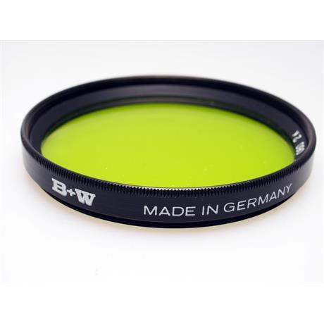 B+W 52mm Yellow/green (022) - Multi Coated thumbnail
