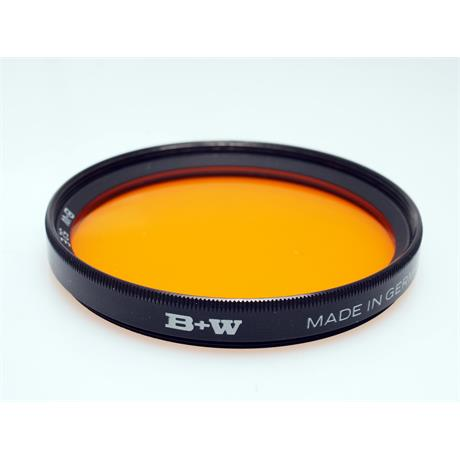 B+W 52mm Yellow / Orange  thumbnail