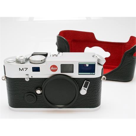 Leica M7 0.72x Chrome Body Only thumbnail