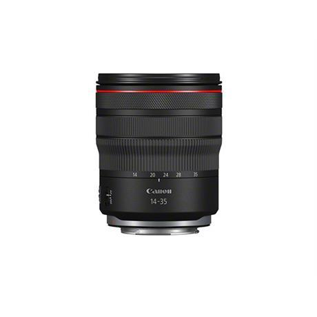 Canon 14-35mm F4 RF L IS USM thumbnail