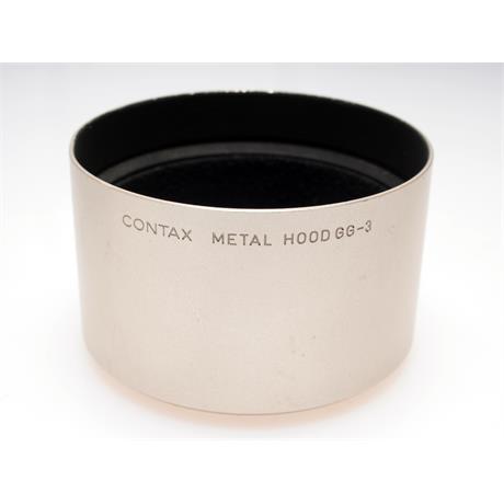 Contax GG3 Hood + GK54 Hood Cap thumbnail
