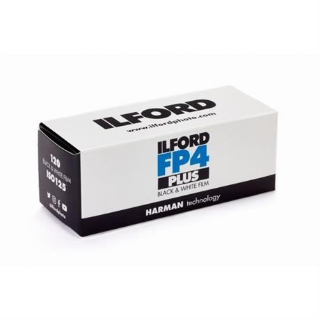 Ilford FP4 120 Roll Film x1 thumbnail