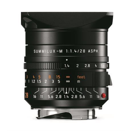 Leica 28mm F1.4 Asph M Black thumbnail