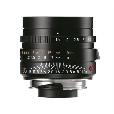 Leica 35mm F1.4 Asph M Black 6bit thumbnail