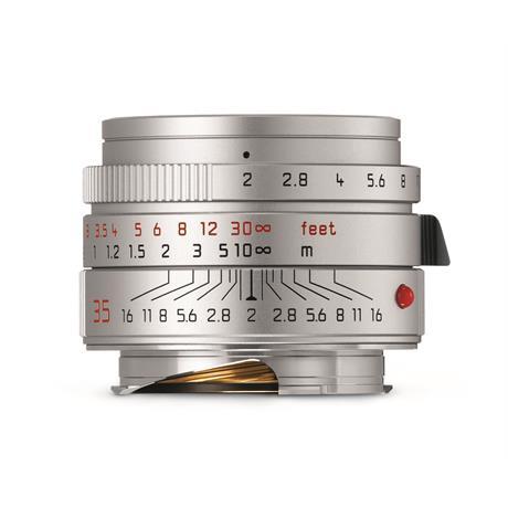 Leica 35mm F2 Asph M Chrome (11674) thumbnail