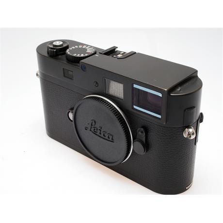 Leica M Monochrom Black Body Only thumbnail