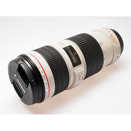 Canon 70-200mm F4 L IS USM thumbnail