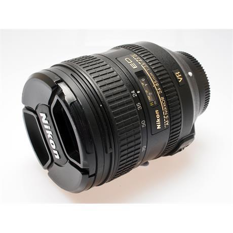 Nikon 24-85mm F3.5-4.5 G AFS VR thumbnail