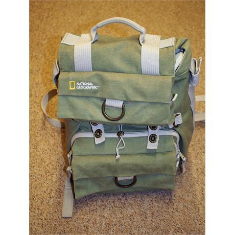 National Geographical NG5160 Backpack thumbnail