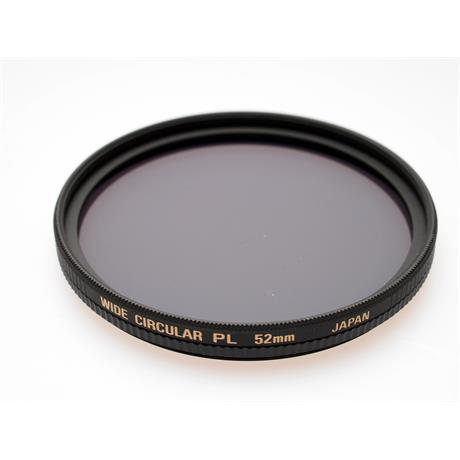Sigma 52mm DG Wide Circular Polariser thumbnail