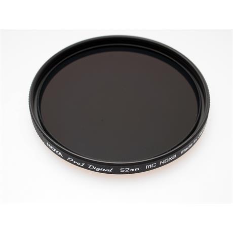 Hoya 52mm Pro1 Neutral Density ND8x thumbnail