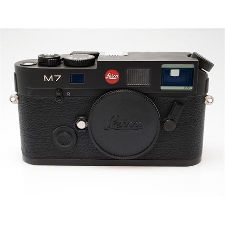 Leica M7 0.72x Black Body Only thumbnail