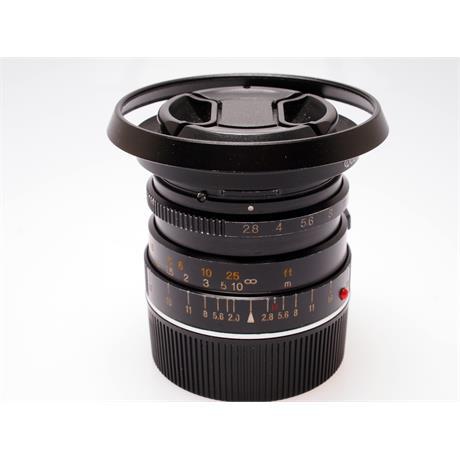 Minolta 28mm f2.8 M Rokkor thumbnail