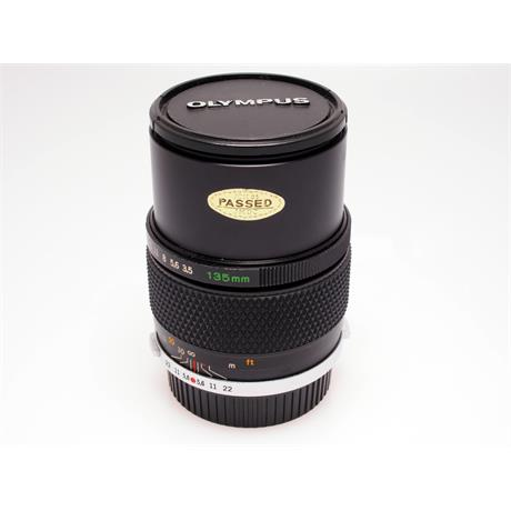 Olympus 135mm F3.5 Zuiko thumbnail