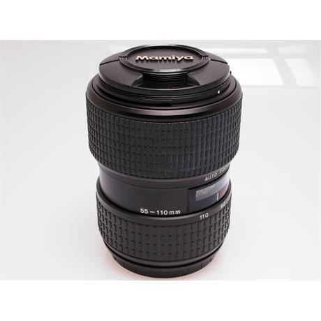 Mamiya 55-110mm F4.5 AF thumbnail