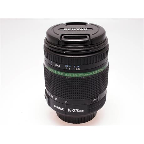 Pentax 18-270mm F3.5-6.3 ED DA SDM thumbnail