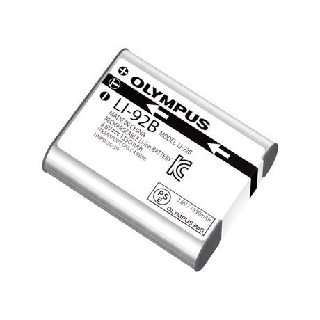 Olympus LI-92B Lithium-Ion Battery (1350 mAh)  thumbnail