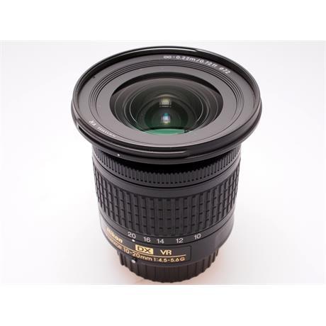 Nikon 10-20mm F4.5-5.6 G AF-P DX VR thumbnail