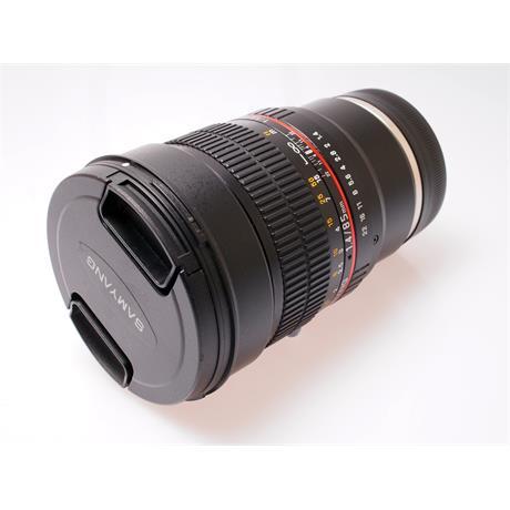 Samyang 85mm F1.4 IF MC Aspherical FE - Sony E thumbnail