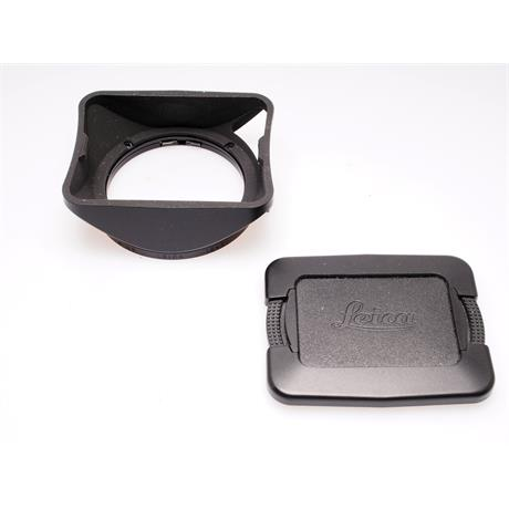 Leica Lens Hood 28/2.8 and 28/2.8M Asph - 1245 thumbnail