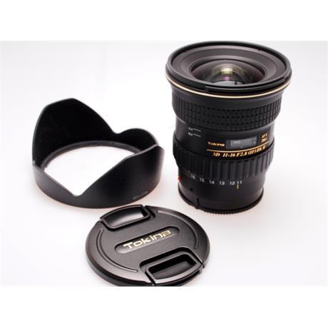 Tokina 11-16mm F2.8 ATX Pro DX II - Sony AF thumbnail