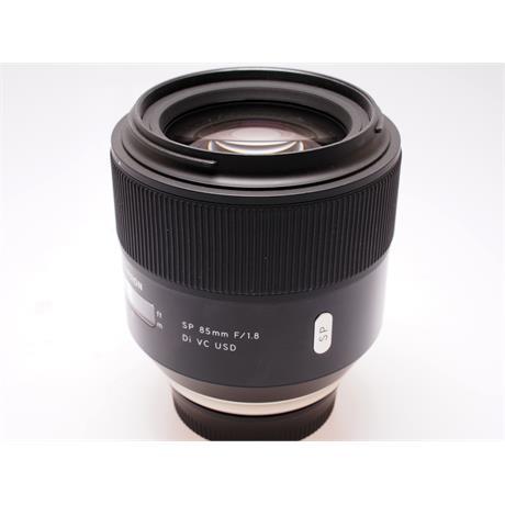 Tamron 85mm F1.8 SP Di VC USD - Nikon AF thumbnail