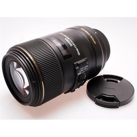 Sigma 105mm F2.8 Macro EX DG OS HSM  - Nikon A thumbnail