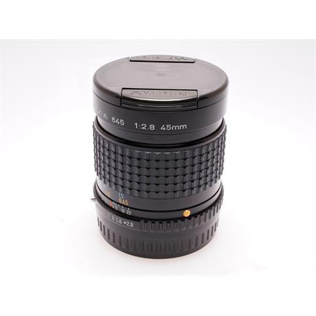 Pentax 45mm F2.8 A thumbnail