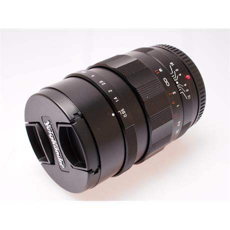 Voigtlander 25mm F0.95 Nokton thumbnail