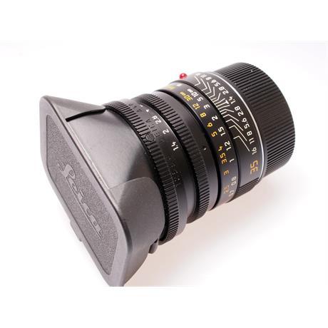 Leica 35mm F1.4 Asph M Black 6bit (11874) thumbnail