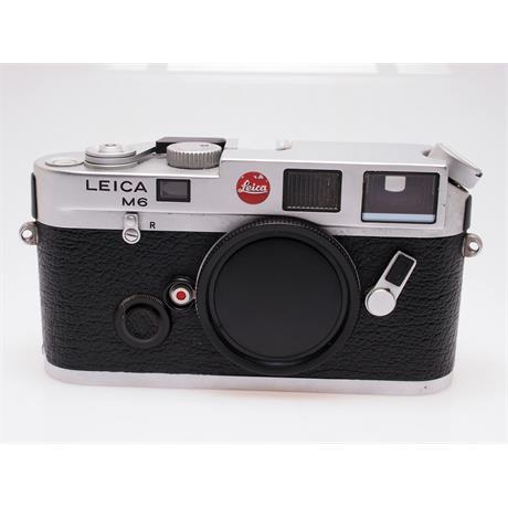 Leica M6 0.72x Chrome Body Only thumbnail