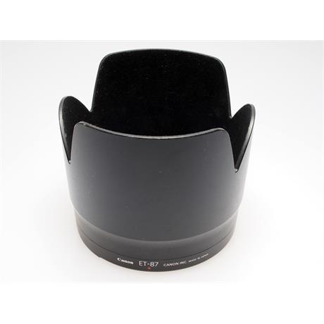 Canon ET-87 Lens Hood (70-200/2.8 L IS II) thumbnail
