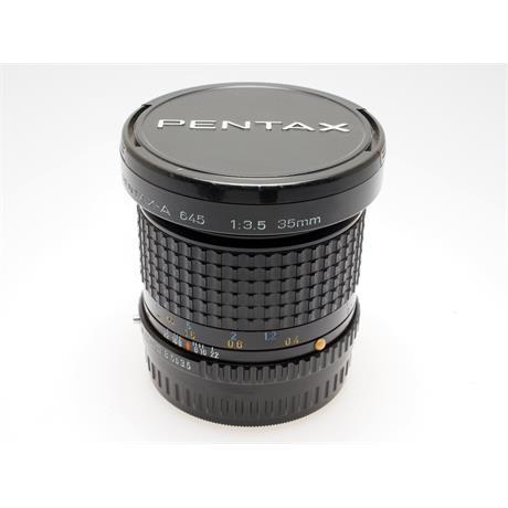 Pentax 35mm F3.5 A thumbnail