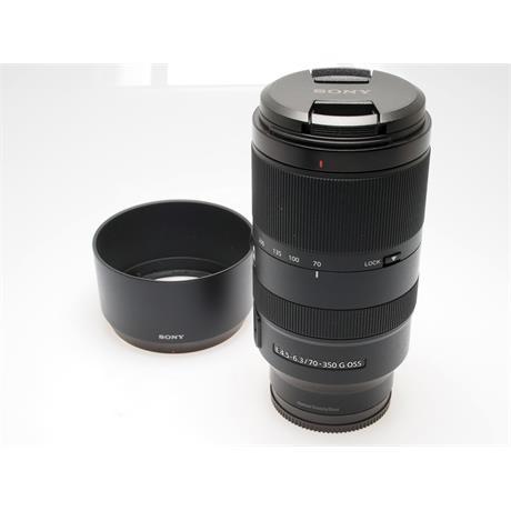Sony 70-350mm F4.5-6.3 G thumbnail