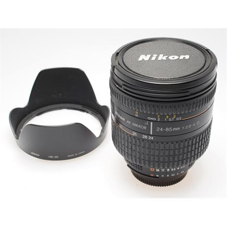 Nikon 24-85mm F2.8-4 AFD thumbnail