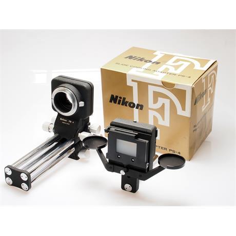 Nikon PB4 Bellows + PS4 Copier thumbnail