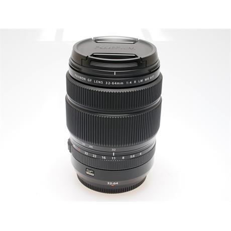 Fujifilm 32-64mm F4 R LM WR GF - GFX Series thumbnail