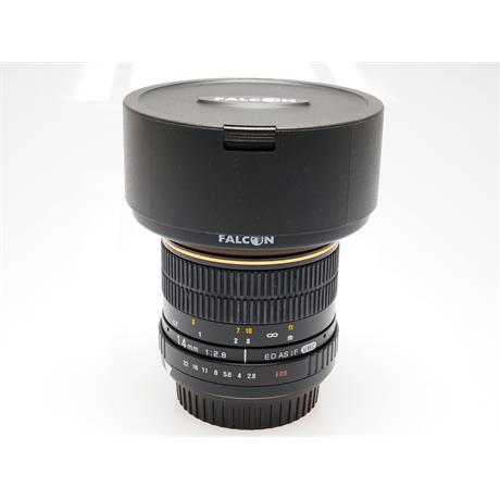 Other - 14mm F2.8 IF ED MC Asph - Canon EOS thumbnail