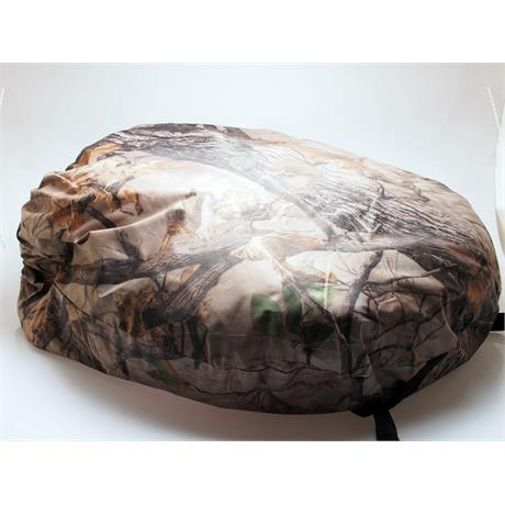 Other - Doghouse Blind Camo Hide + Camo Netting thumbnail
