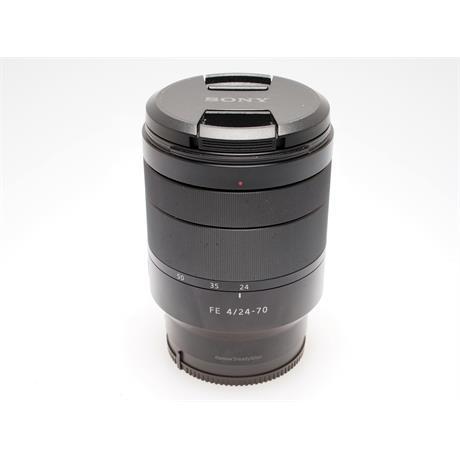 Sony 24-70mm F4 FE ZA OSS thumbnail