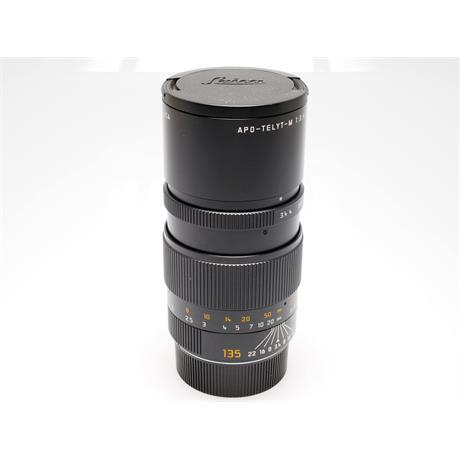 Leica 135mm F3.4 Apo M Black thumbnail