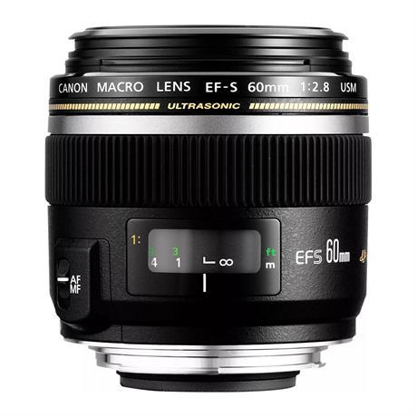 Canon 60mm F2.8 Macro USM EFS  thumbnail