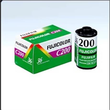 Fujifilm c200 36 Exposure x10 thumbnail