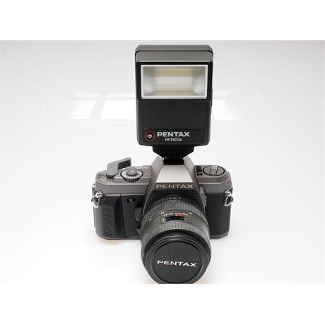 Pentax P30T + 35-80mm + AF260Sa Flash thumbnail