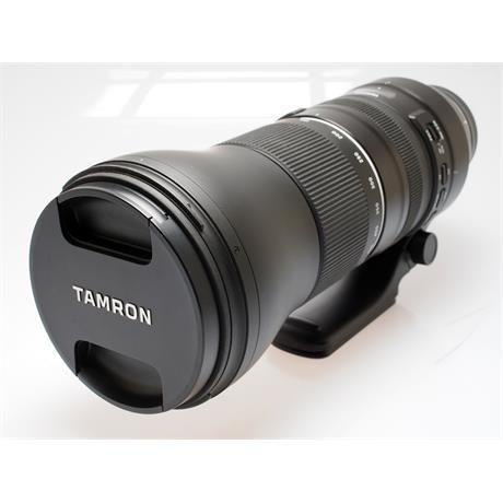 Tamron 150-600mm F5-6.3 SP Di VC USD G2 - Nikon thumbnail