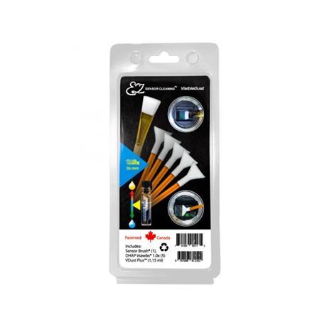Visible Dust EZ Kit Plus Sensor Brush Kit 1.6x - Orange thumbnail