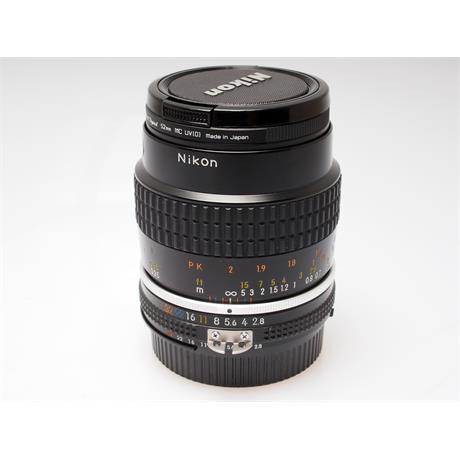 Nikon 55mm F2.8 AIS Micro thumbnail