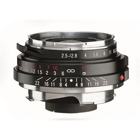 Voigtlander 35mm F2.5 VM II Color Skopar - P Type thumbnail