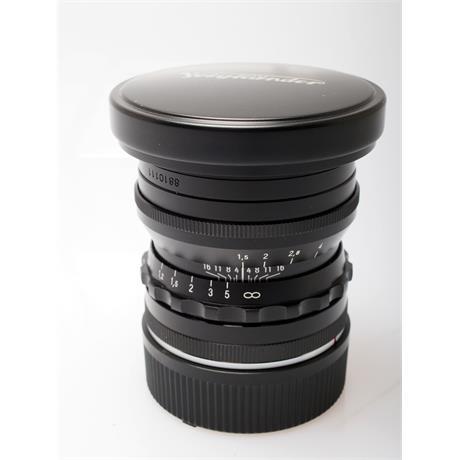 Voigtlander 50mm F1.5 VM - Black thumbnail